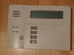 Honeywell Ademco 6160PX Alphanumeric Security Keypad With Integrated Prox Reader