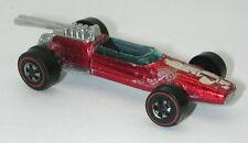 Redline Hotwheels Red 1969 Brabham Repco  oc14922