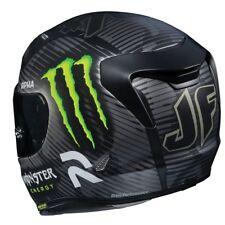HJC RPHA 11 Monster Jonas Folger 94 Special Motorcycle Helmet *Pinlock* Large