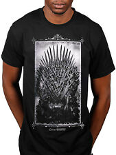 Official Game Of Thrones NEW Win Or Die Sword Throne Unisex T-Shirt Merch Tv Hbo