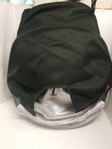Uppababy Bassinet Carrycot UV Canopy Sun Shade Hood,Gray Black #BAS0918011804534