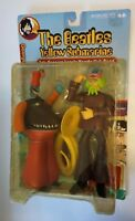 The Beatles Yellow Submarine Series 2 GEORGE with Snapping Turk McFarlane Toys