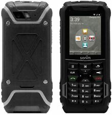 Sonim XP5 Military Grade Rugged PTT 4GB AT&T GSM Unlocked 4G LTE Feature Phone