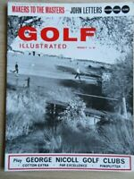 Oundle Town Golf Club Golf Club: Golf Illustrated 1967
