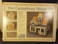 Victorian Canterbury House Kit, Doll House or scale model, Made in USA NR