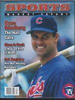 SMR Sports Market Report PSA/DNA Guide Magazine RYNE SANDBERG APR 2005 USED