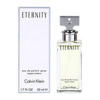Calvin Klein Eternity Fragrance for Women 50ml EDP Spray