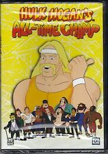 Dvd **HULK HOGAN'S ♦ ALL TIME CHAMP** nuovo 2006