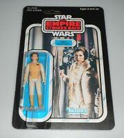 *RECARDED* 1980 Star Wars ESB Leia Hoth Figure Complete Sealed *CUSTOM Card Back