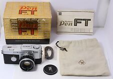 Excellent+++++ OLYMPUS PEN-FT 35mm Half Frame Camera 38mm f/1.8 Boxed from Japan