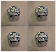 "82-92 CAMARO RS Z28 15"" ALUMINUM WHEEL CHROME PLASTIC CAP SINGLE 5 STAR SET OF 4"