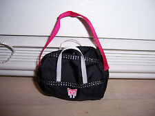Monster High Fearleading Gym Bag Tote Duffle Doll Size Accessory Only