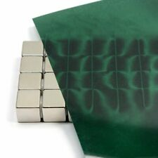 """1 Page Cms Magnetics 4"""" x 6"""" Green Magnetic Viewing Film - Educational and Fun!"""