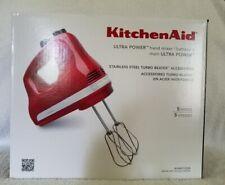 Kitchenaid Ultra Power Empire Red Hand Mixer