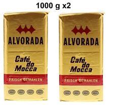 Alvorada Cafe Do Mocca Gemahlen 1000 g x 2