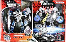 Hasbro Transformers 2007 Movie Leader Class Megatron Decepticon New In Stock AU