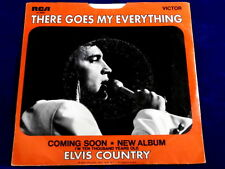 ELVIS PRESLEY~THERE GOES MY EVERYTHING~VG++~RCA 47-9960~~ POP 45