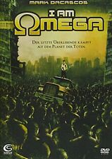 I Am Omega ( Horror-Sci-Fi ) mit Mark Dacascos, Jennifer Lee Wiggins DVD NEU OVP