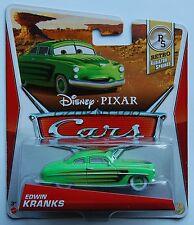 Disney Pixar Cars EDWIN KRANKS 1:55 New 2013