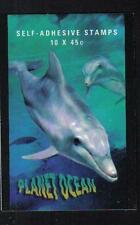 Australia 1998 Ocean Planet sa bklt-Attractive Topical (1709a) Mnh/Mh