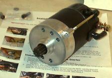 PRESTOLITE or HITACHI 1.4KW STARTER MOTOR 66-88 Evolution Shovelhead Sportster