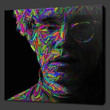 More details for andy warhol large modern canvas print pop art picture ready to hang