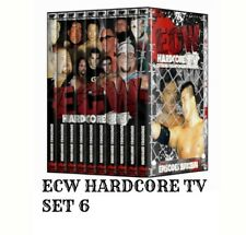ECW HARDCORE TV SET 6 DVD