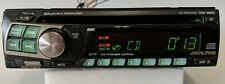 Alpine CDM-9803 Head Unit - CD Player In Dash Receiver-Tested Fully -