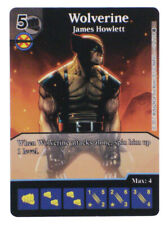 X-Men first class ~ WOLVERINE #39 incentive PROMO Marvel Dice Masters card