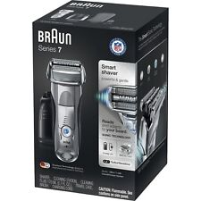 Braun Series 7 790cc-7 Cord/Cordless Rechargeable  Men's Electric Shaver