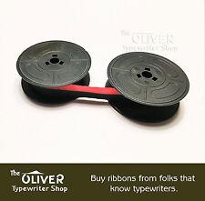 Oliver No. 9 Red & Black Typewriter Ribbon.