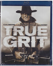 TRUE GRIT (Blu-ray Disc, 2010, John Wayne) NEW
