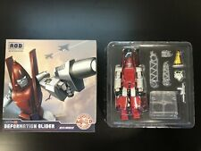 Transformers AOD-01 Powerglide DX9 MP Scale Richthofen 🇺🇸 US Seller