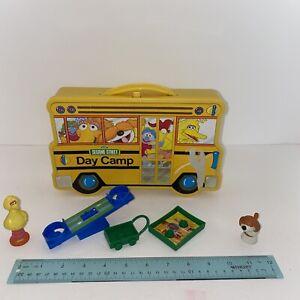 Tara Toys Muppets Inc Vintage Sesame Street Day Camp Playset