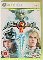 Xbox 360 - Soul Calibur IV - Preowned