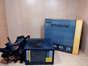 NEW* ANTEC EA-650 PLATINUM EarthWatts  650-Watts ATX 12V 80Plus Platinum PSU