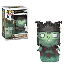 Funko Pop! Movies The Lord of the Rings DUNHARROW KING #633