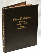 Dansco Coin Album 8180 Susan B Anthony Dollar 1979-1999 with Proofs