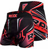RDX MMA Shorts Grappling Kick Boxing Muay Thai Gym Wear Cage Fight Trunks
