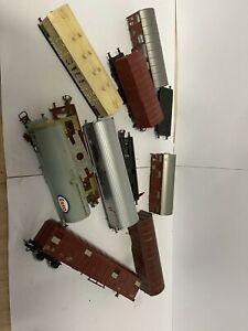 Lot Wagons pour pièces E72