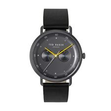Ted Baker Gents Watch with Multi Dial & Leather Strap TE50520003