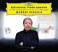 Murray Perahia - Beethoven: Piano Sonatas (NEW CD)