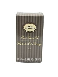 The Art Of Shaving Pre Shave Oil - Oud Essential Oil 60ml/2oz Discontinued Seed