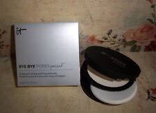 it Cosmetics Bye Bye Pores Pressed Airbrush Silk Finishing Powder~Translucent