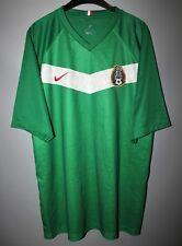 MEXICO NATIONAL TEAM 2005 2006 HOME FOOTBALL SHIRT JERSEY CAMISETA NIKE