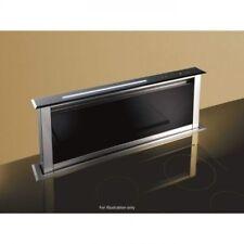 Britannia Best Hood-BE-LI-60-GL Lift 60cm Downdraft Extractor-Black Glass 0052