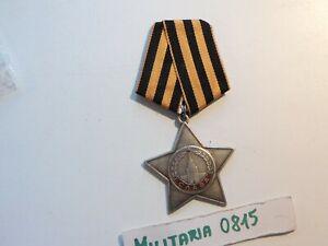 UDSSR,CCCP, Sowjetunion Ruhmesorden, 3. Klasse: Nr . 617082 Variante  9