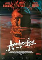 Manifesto Apocalypse now Final Cut Francis Ford Coppola Brando Cinema Movie M06