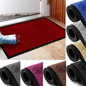 Heavy Duty Barrier Mat Non Slip Dirt Trapper Door Mat Floor Carpet Entrance Rugs