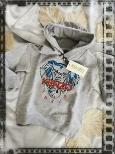 Kenzo Pullover Hoodie Kip  Größe 104, 110, 140, 152  NEU WI 20/21  105-125